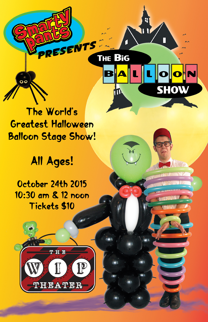 Big Balloon Halloween Show event coming October 24th for Chicago ...