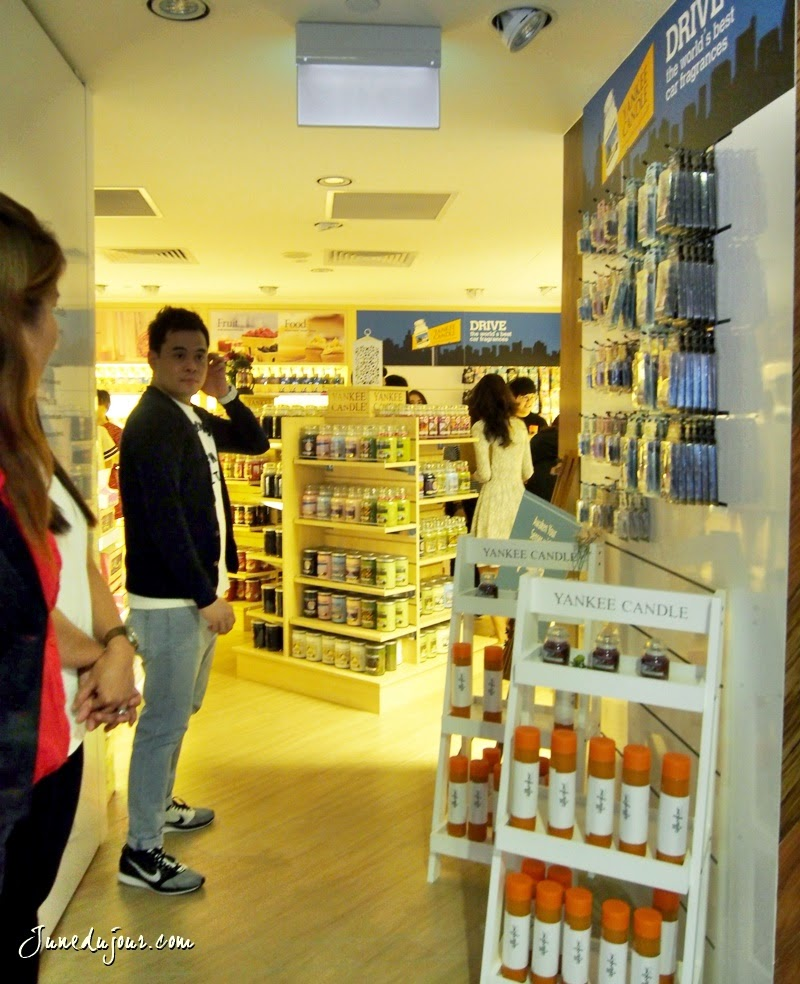 Launch of Yankee Candle @ ION Orchard Link & Summer 2015 Fragrance ...