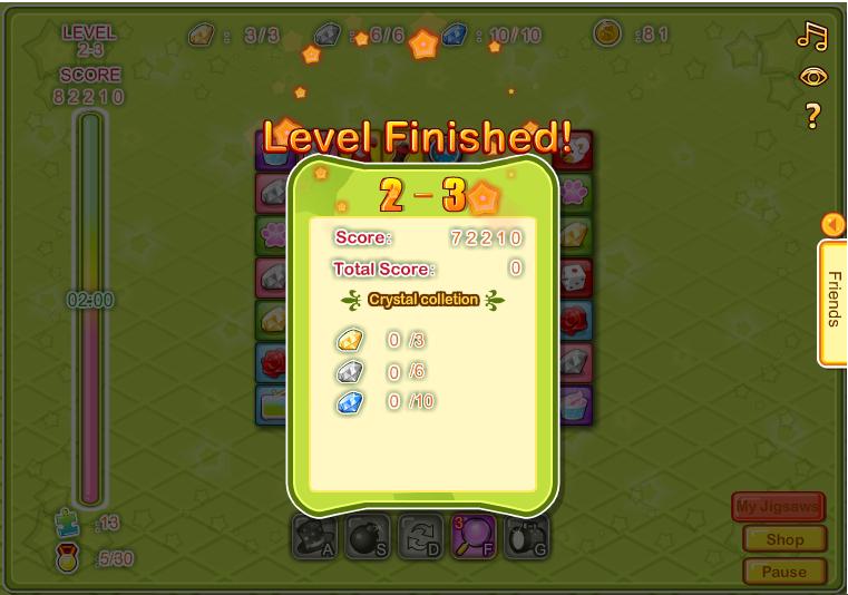 Total Score 2-3