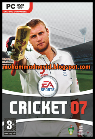 cricket 2007 game free download utorrent software