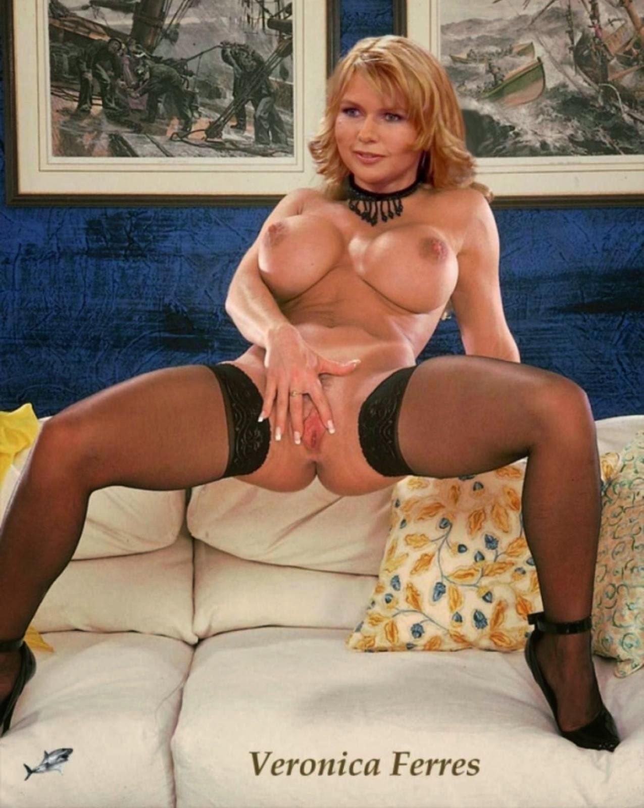 Nackt Bilder : Veronica Ferres Sexy Nude Photos   nackter arsch.com