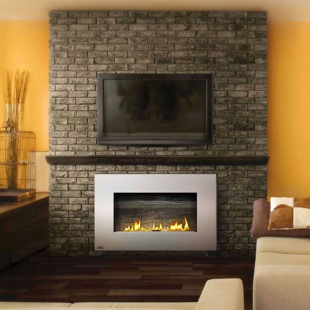 Painting Brick Fireplace designs