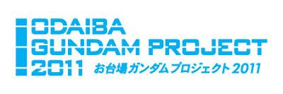 Odaiba Gundam Project 2011 - life-size Gundam statue