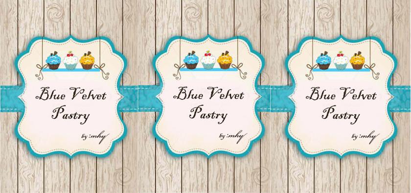Blue Velvet Online Pastry Shop