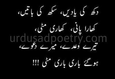 Dukh Ki Yaadein