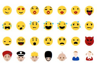 scrivere e leggere emoji da Windows e mac