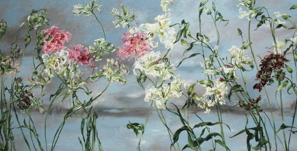 Artist Claire Basler Grayson A Different Shade Of Grey