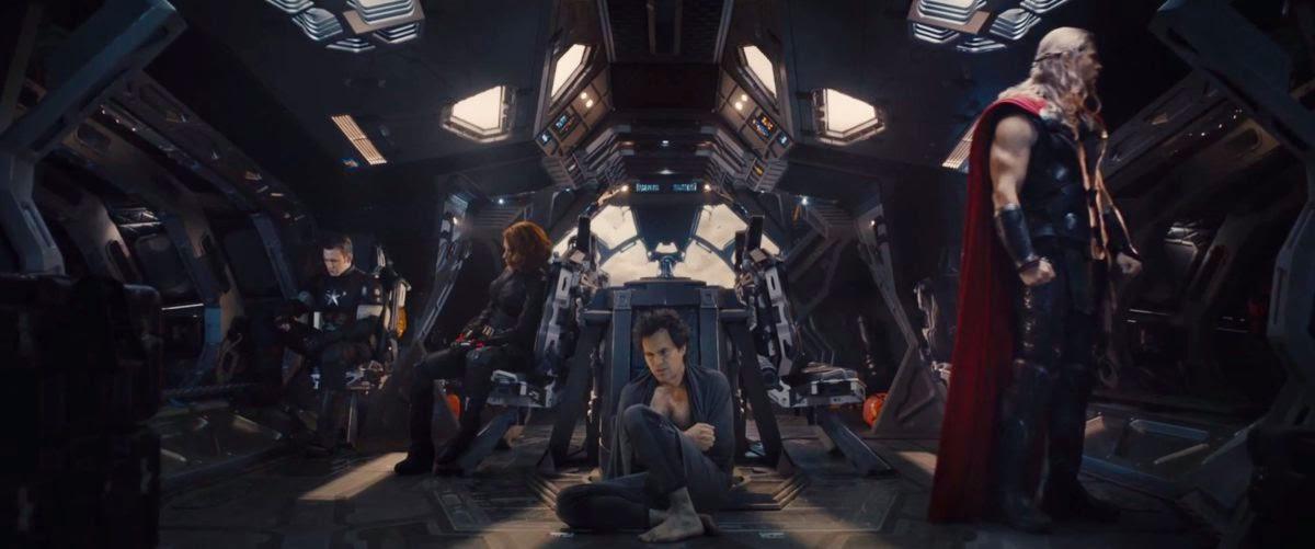 Os Vingadores 2: Era de Ultron - filme crítica