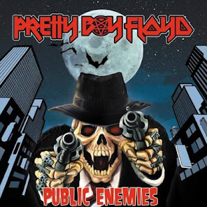 Pretty Boy Floyd Public Enemies (Frontiers Records December 1, 2017)