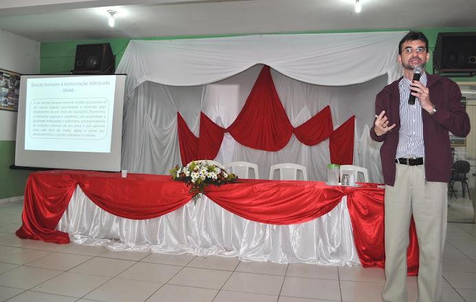 I Conf. Municipal de SAN de Pinheiros - 02 de agosto/2011