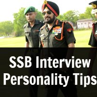 SSB Interview  Personality Tips