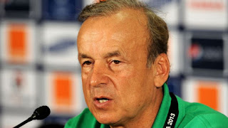 Rohr speaks on Super Eagles' World Cup squad ahead of Poland vs Nigeria tie