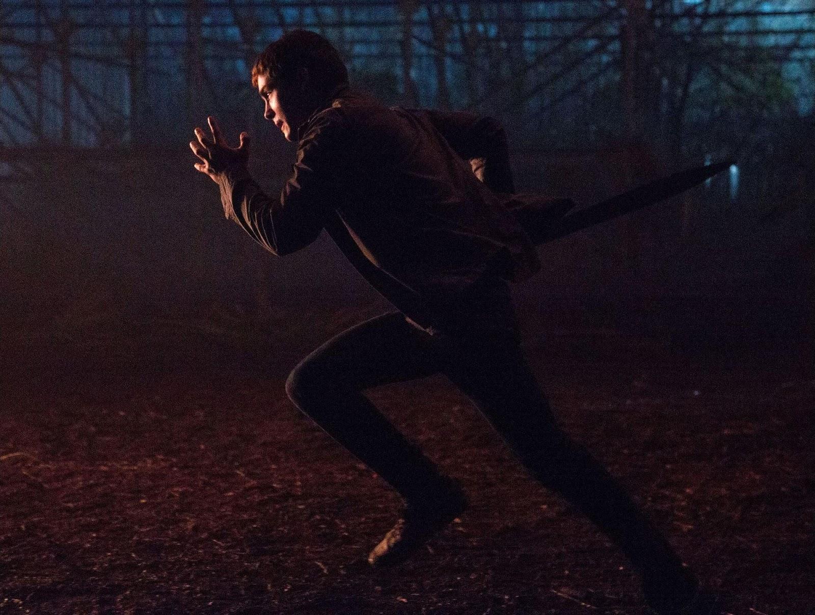 Logan Lerman como Percy Jackson