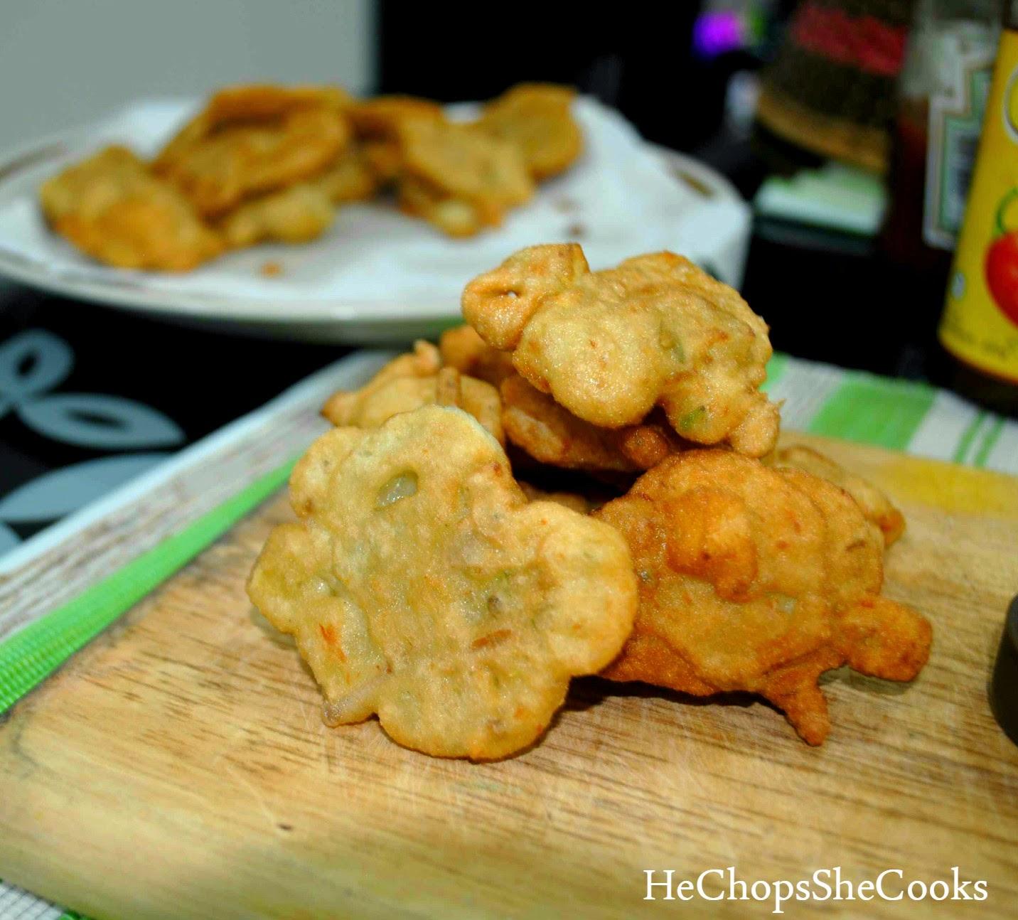 Crispy Potato Fritters (Gromperekichelcher) Recipes — Dishmaps
