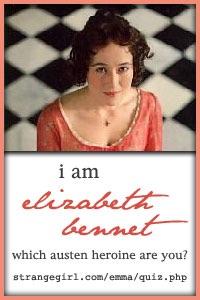 Jane Austen Heroine Quiz