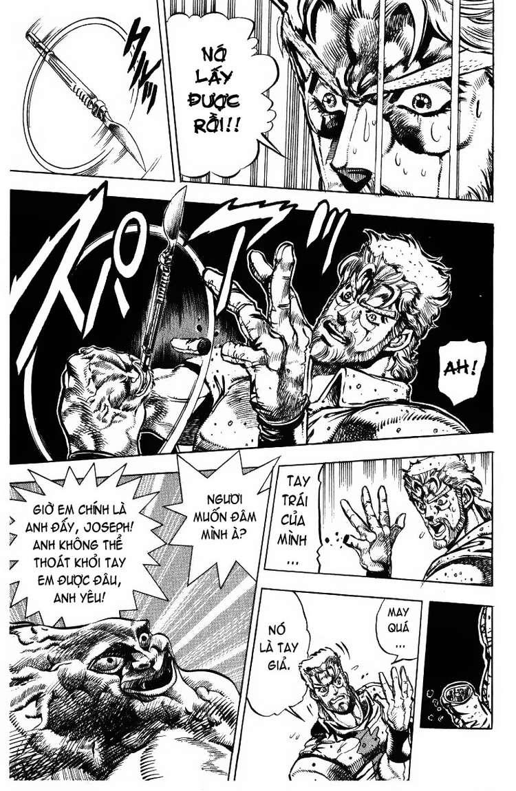 JoJo Bizarre Adventure trang 18