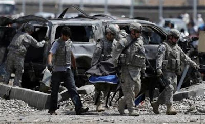 Suicide blast in Kandahar kills four, including top cleric