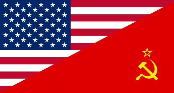 Resultado de imagen de Las dos superpotencias mundiales enfrían la crisis