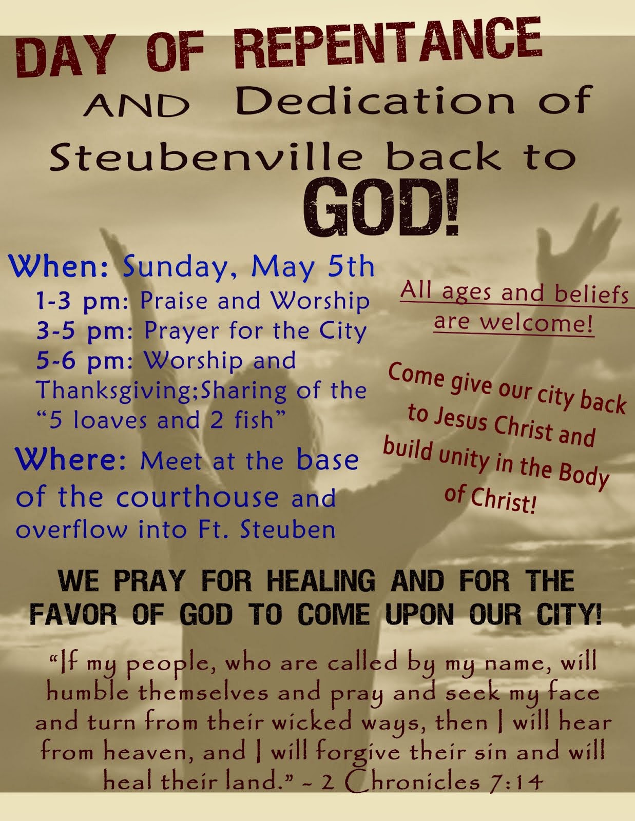 Steubenville Day of Repentance 2013