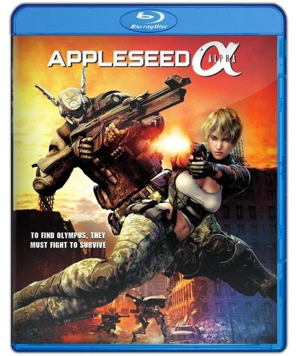 Appleseed Alpha 1080p HD Latino