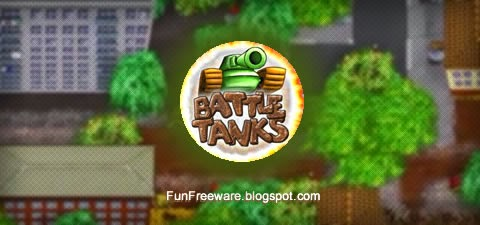 Battle Tanks Screenshot Image