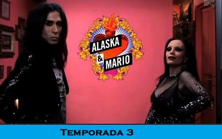 Alaska y Mario 3X07 y 3X08 HDTV Castellano