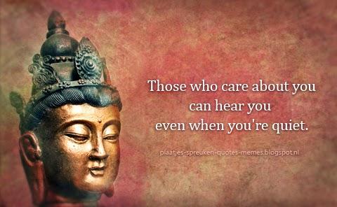 wijze spreuken van boeddha