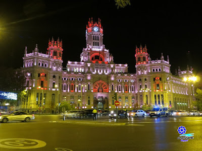 Madrid en Navidad 2015