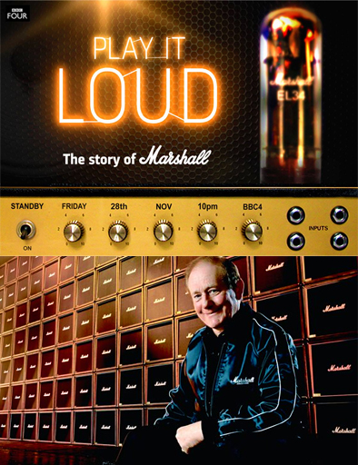 Ver Play It Loud: The Story of Marshall (2014) Online