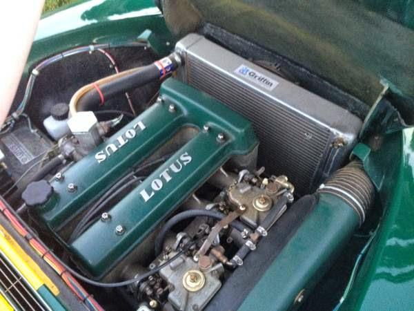 Fully Restored 1966 Lotus Elan S3 Auto Restorationice