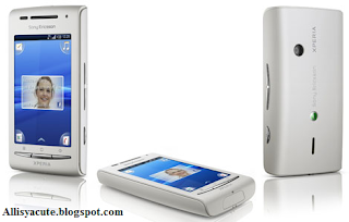 Harga dan Spesifikasi Sony Ericsson Xperia X8