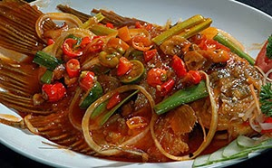Resep Masakan Gurame Asam Manis