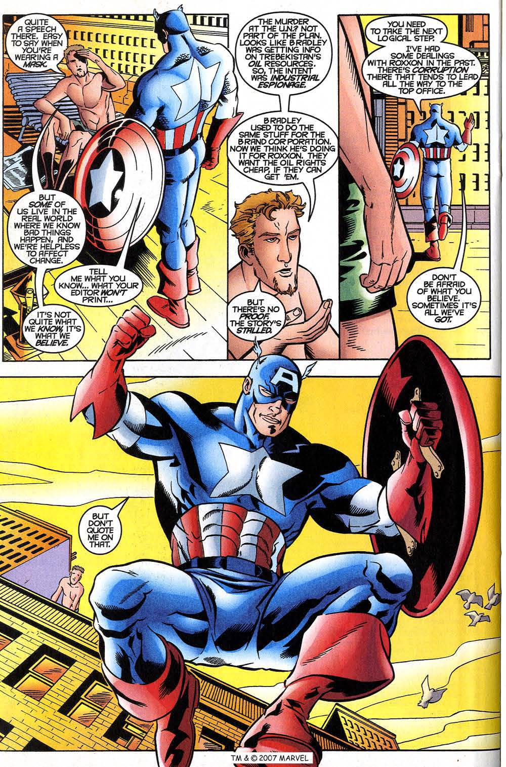 Captain America (1998) Annual 1999 #2 - English 32