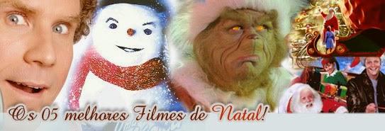Os cinco melhores Filmes de Natal
