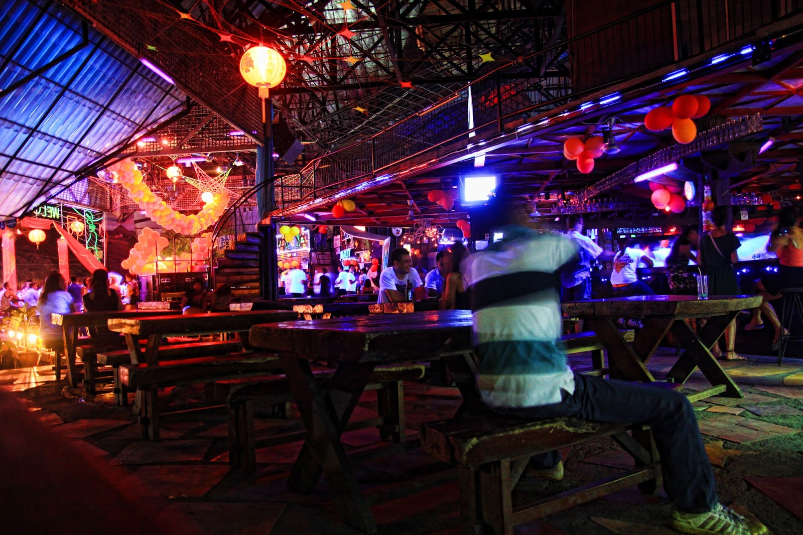 Chaweng Club. Chaweng Nightlife