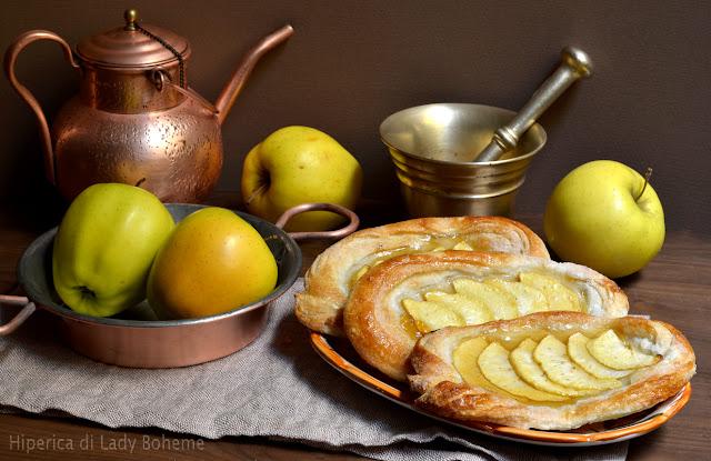 hiperica_lady_boheme_blog_di_cucina_ricette_gustose_facili_veloci_dolci_sfogliatine_di_mele_2