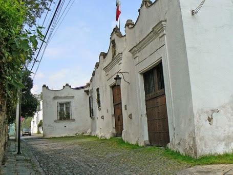 Leyendas Mexicanas: La casa blanca