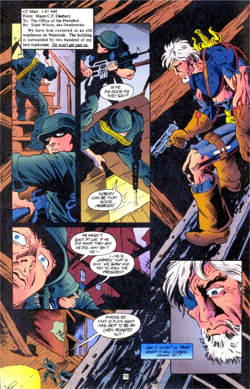 Deathstroke (1991) Issue #0 #5 - English 11