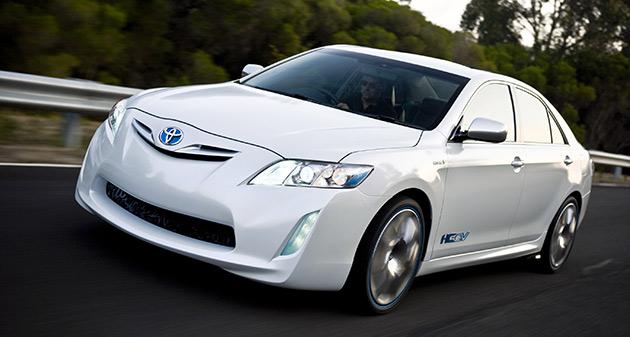 fotos Toyota Camry papel de parede