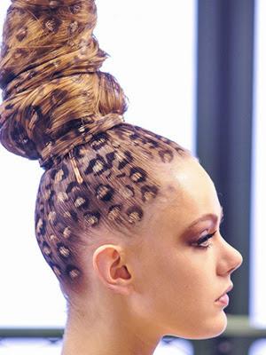peinados 2014 raros exóticos