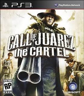gamesps3 Download Call of Juarez The Cartel PS3 CHARGED (2011)