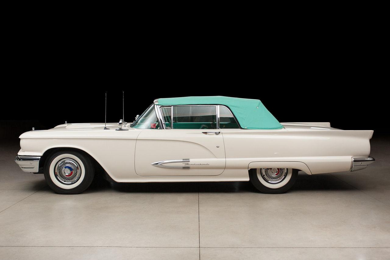 All American Classic Cars 1959 Ford Thunderbird 2 Door