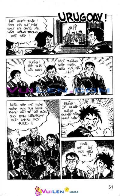 Jindodinho - Đường Dẫn Đến Khung Thành III Tập 66 page 50 Congtruyen24h
