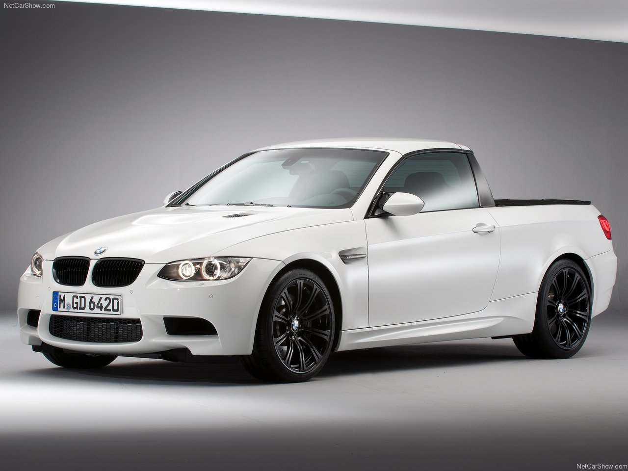 BMW - Auto twenty-first century: 2011 BMW M3 Pickup Concept