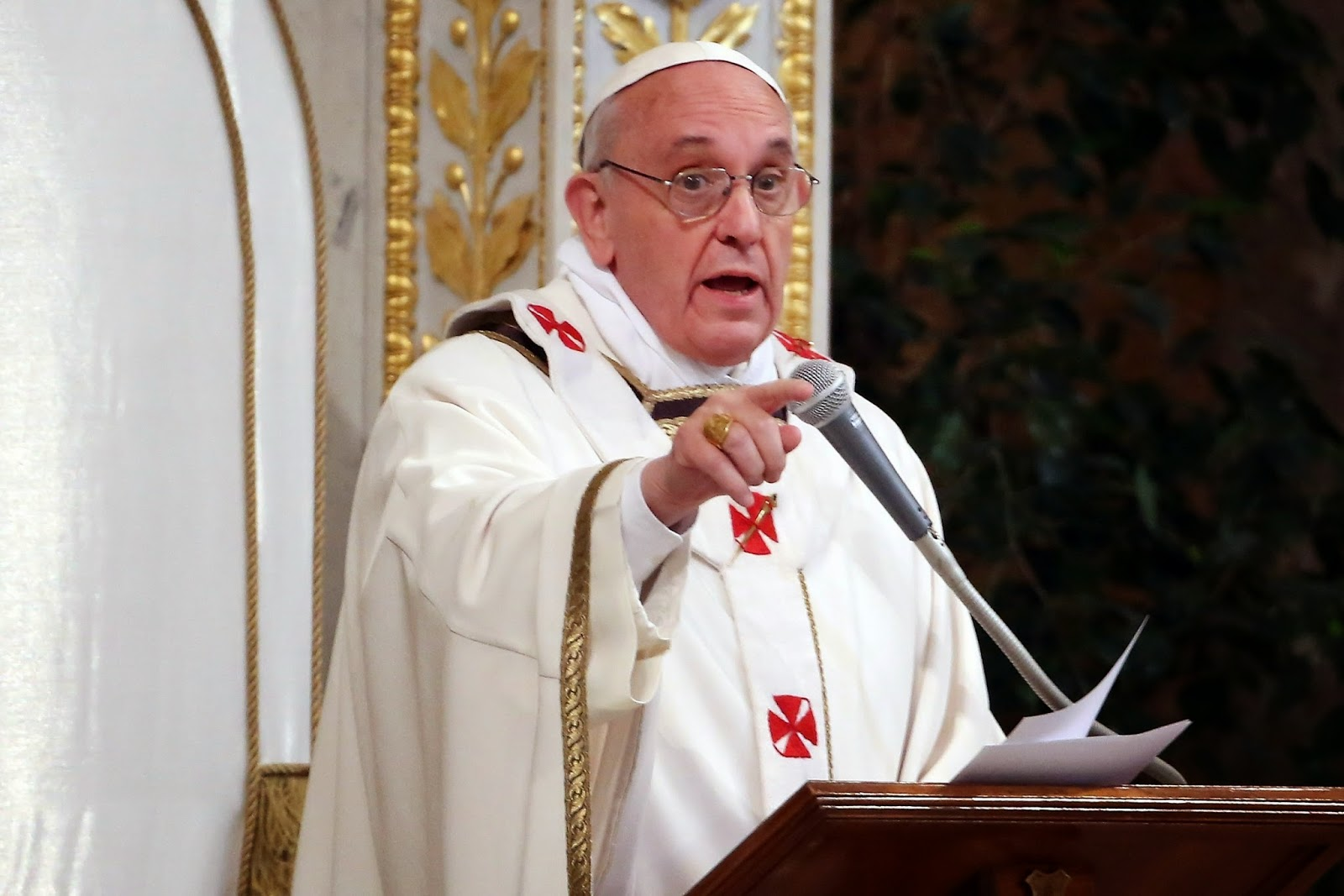 Shocker! Pope Calls Jesus A Liar! Pope Calls Bible A Lie!