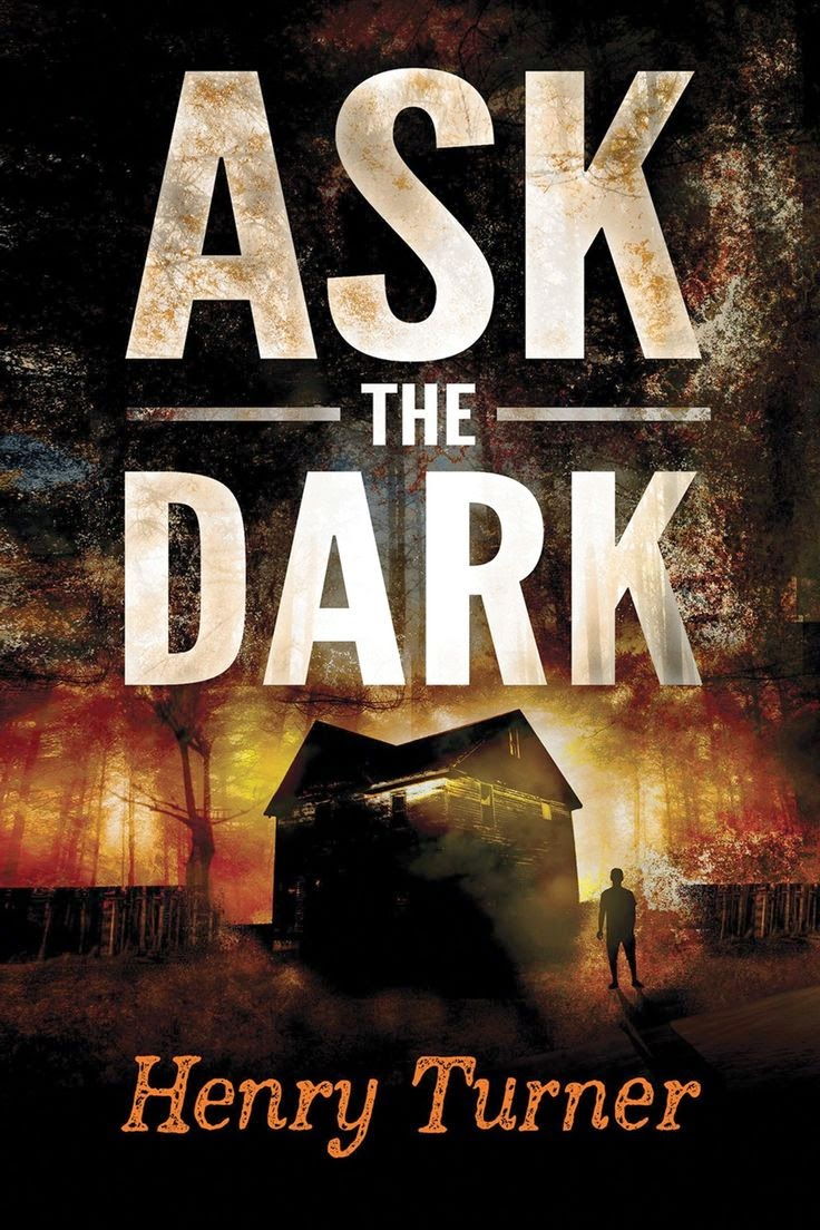 Ask the Dark by Henry Turner Cover and Review