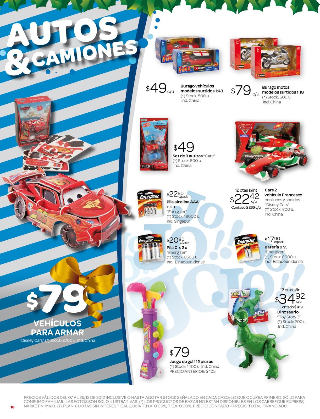 Prim n publicidad cat logo juguetes carrefour 2012 - Folleto juguetes carrefour ...