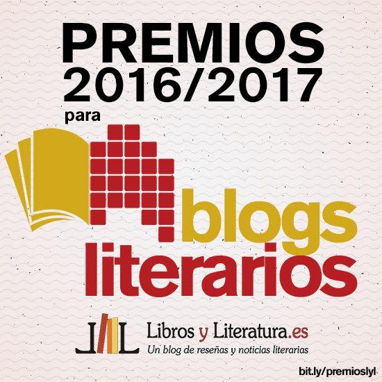 PREMIOS LIBROS Y LITERATURA 2016/2017