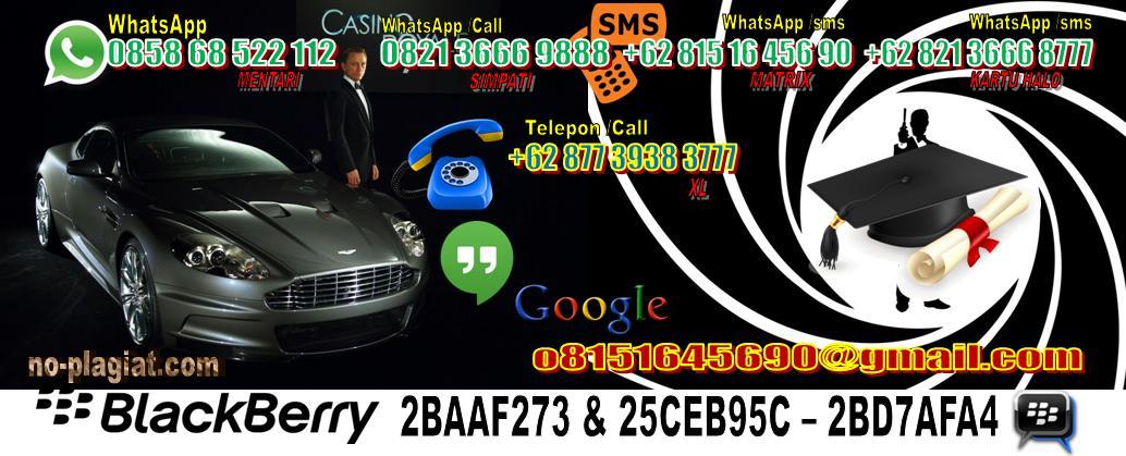 Jasa Pembuatan Skripsi Semarang +6287739383777 WhatsApp