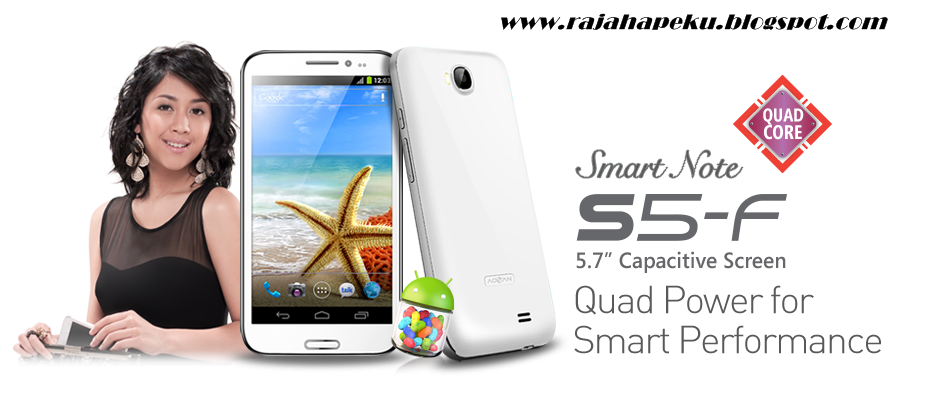 Harga Advan Vandroid S5F Terbaru, Camera Primary 13 MP